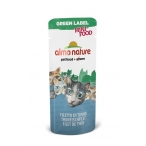 "Almo Nature Лакомство для кошек ""Филе Тунца"", 99% мяса (Green Label Mini Food Tuna Fillet) 502, 0,003 кг"