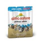 "Almo Nature Колбаски для кошек ""Курица"", 3шт. (Azul Label Snack Cat Chicken) (510), 0,015 кг"