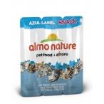 "Almo Nature Колбаски для кошек ""Тунец"", 3шт. (Azul Label Snack Cat Tuna) (511), 0,015 кг"