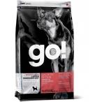 Корм Go! Sensitivity & Shine LID Salmon, Grain&Potato Free беззерновой для собак с чувствительным пищеварением с лососем, 11.3 кг