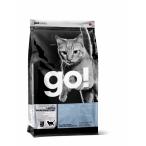 Корм Go! Sensitivity & Shine Grain Free Pollock беззерновой для кошек с чувствительным пищеварением с минтаем, 1.81 кг