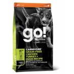 Корм Go! Carnivore GF Chicken,Turkey & Duck Puppy беззерновой для Щенков 4 вида мяса: Индейка, Курица, Лосось, Утка, 9.98 кг