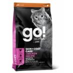 Корм Go! Skin & Coat Chicken для кошек с Цельной Курицей, фруктами и овощами, 1.4 кг