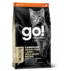 Корм Go! Carnivore GF Lamb & Wild Boar беззерновой для кошек с Ягненком и мясом Дикого Кабана, 1.36 кг