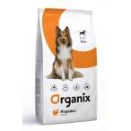 Корм Organix для взрослых собак с индейкой для чувствительного пищеварения (Adult Dog Turkey), 12 кг