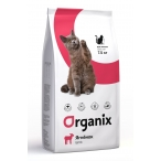Корм Organix Гипоаллергенный корм для кошек с ягненком (Adult Cat Lamb), 1.5 кг