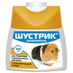 Шустрик АВЗ (Агроветзащита) шампунь для грызунов, с чувствительной кожей, 100 мл
