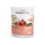 Корм Italian Way Junior Starter Chicken & Turkey для щенков, беззерновой, курица и индейка, 800 г