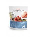 Корм Italian Way Hypoallergenic Mini Salmon & Herrings для собак малых пород с чувствительной кожей, лосось и сельдь, 800 г