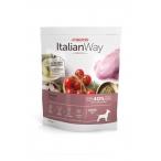 Корм Italian Way Sensitive Mini Duck для собак малых пород с чувствительным пищеварением, беззерновой, с уткой, 8 кг