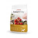 Корм Italian Way Medium Сhicken & Rice для собак средних пород, с курицей и рисом, 12 кг