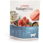Корм Italian Way Sterilized Salmon & Herrings для стерилизованных кошек, лосось и сельдь, 1.5 кг