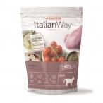 Корм Italian Way Sensitive Duck для кошек с чувствительным пищеварением, беззерновой, с уткой, 1.5 кг