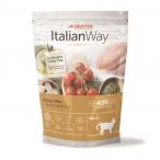 Корм Italian Way Chicken & Rise для кошек, с курицей и рисом, 1.5 кг