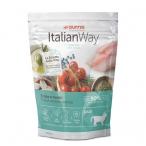 Корм Italian Way Ideal Weight Trout & Blueberry для кошек, беззерновой, контроль веса и профилактика аллергии, форель и черника, 400 г