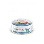Корм Italian Way Sterilized Salmon & Herrings (консерв.) для стерилизованных кошек, с лососем,80 г