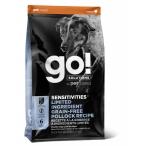 Корм Go! SENSITIVITIES Limited Ingredient Grain-FreePollock Recipe (беззерновой) для собак с чувствительным пищеварением с минтаем, 5.44 кг