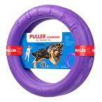 PULLER Standard тренировочный снаряд для собак весом 25-50 кг, 2 кольца, 28 см