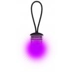 iTrek световой трекер подвеска, фиолетовый