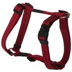 "Rogz шлейка для собак ""Utility"", красная, размер L"