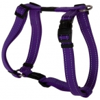 "Rogz шлейка для собак ""Utility"", фиолетовая, размер L"