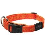 """Rogz ошейник серии""""Alpinist"""", оранжевый, размер L"""