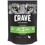 Корм Crave сухой корм для взрослых собак всех пород, с говядиной и ягненком, 2,8 кг