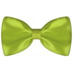 "Tappi бабочка ""Бэта"", зеленая неон, размер S-M (26-46 см)"