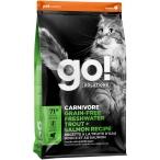 Корм Go! CARNIVOREGrain-Free Freshwater Trout & Salmon для кошек с чувствительным пищеварением, беззерновой, форель и лосось, 1.36 кг