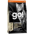 Корм Go! CARNIVORE Grain-Free Lamb & Wild Boar для кошек, беззерновой, с ягненком и мясом дикого кабана, 3.63 кг