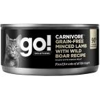 Корм Go! Carnivore Grain Free Minced Lamb & Wild Boar (консерв.) для кошек, беззерновой, с рубленым мясом ягненка и дикого кабана, 100 г
