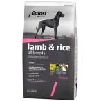 Корм Golosi Lamb & Rice All Breeds для собак всех пород, с ягненком и рисом, 3 кг