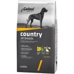 Корм Golosi Country All Breeds для собак всех пород, с курицей и говядиной, 12 кг