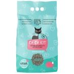 Наполнитель Си Си Кэт Оригинальный для кошек, комкующийся, 5.3 л, 3.3 кг