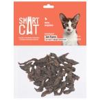 Лакомство Smart Cat для кошек, филе индейки, 30 г