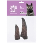 Лакомство Smart Cat для кошек, уши кроличьи, 15 г