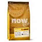 Корм Now Fresh Беззерновой для Щенков с Индейкой, Уткой и овощами (Fresh Puppy Recipe Grain Free 28/18), 11.35 кг