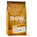 Корм NOW FRESH Grain Free Adult Dog Food Recipe Беззерновой для Взрослых собак с Индейкой, Уткой и овощами 26/16, 11.35 кг