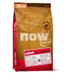 Корм Now Fresh Беззерновой для Взрослых Собак с Олениной и Ягненком (Grain Free Red Meat Adult Recipe DF 24/16), 11.35 кг
