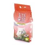 """Van Cat Комкующийся наполнитель """"100% Натуральный"""", без пыли, пакет (Natural)UNRI011, 20 кг"""