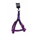 Papillon Нейлоновая шлейка 10мм-26-40см, фиолетовый (Nylon harness, 10 mm x 26 - 40 cm, colour purple) 170401, 0,033 кг