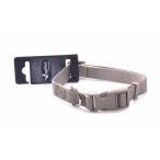Papillon Нейлоновый ошейник 10мм-20-30см, серый (Adjustable nylon collar, 10 mm x 20 - 30 cm, colour grey) 170217, 0,016 кг