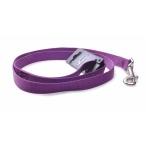Papillon Нейлоновый поводок 10мм-120см, фиолетовый (Nylon lead, 10 mm x 120 cm, colour purple) 170301, 0,033 кг