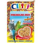 Cliffi для волнистых попугаев (Premium Mix Budgerigars) PCOA009, 800 г
