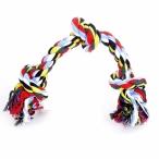 """Papillon Игрушка для собак """"Веревка с 3 узлами"""", хлопок, 45см (Flossy toy 3 knots) 140747, 0,245 кг"""