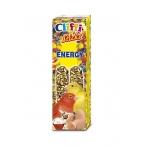 """Cliffi Лакомства для Канареек: палочки """"Энергия, Сила и Пение"""" (Sticks Canaries Energy and Singing) PCOA413, 0,06 кг"""