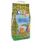 Cliffi Био-Наполнитель для грызунов, птиц и кошек (Biolitter) ACRS012, 6 кг