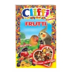 Cliffi для попугаев с фруктами и орехами (Super Premium Frutti) PCOA003, 700 г