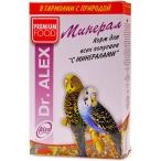 """Dr.Alex Корм для волнистых попугаев """"Минерал"""", 500 г"""