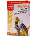 "Dr.Alex Корм для волнистых попугаев ""Тонус"", 500 г"